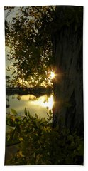 Bath Towel featuring the photograph Twilight Splendor by Deb Halloran
