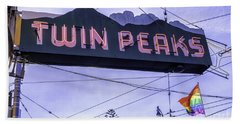 Twin Peaks Tavern Hand Towel