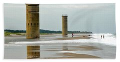 Twin Towers At Whiskey Beach 3 Bath Towel