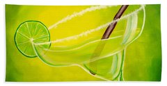 Twisted Margarita Bath Towel