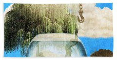 Two Lost Souls Bath Towel