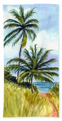 Two Palms Hand Towel