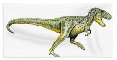Tyrannosaurus Rex Hand Towel