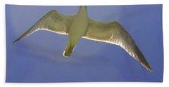 Under His Wings IIi Bath Towel