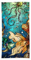 Under The Sea Hand Towel