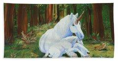 Unicorns Lap Hand Towel