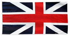 Union Jack Hand Towel