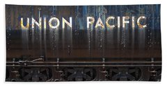 Union Pacific - Big Boy Tender Bath Towel