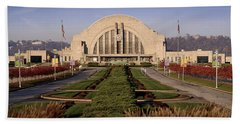 Union Terminal Bath Towel
