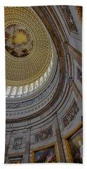 Unites States Capitol Rotunda Hand Towel