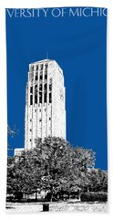 University Of Michigan - Royal Blue Hand Towel