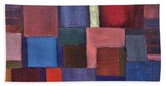 Untitled #7 Bath Towel by Jason Williamson