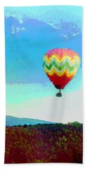 Up Up And Away Hand Towel