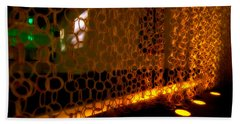 Uplight The Chains Hand Towel by Melinda Ledsome