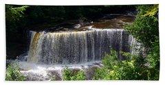 Upper Tahquamenon Falls Bath Towel
