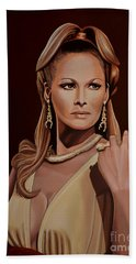 Ursula Andress Bath Towel