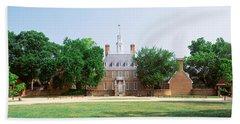 Usa, Virginia, Williamsburg, Governors Hand Towel