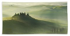 Val D'orcia Bath Towel