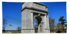 Valley Forge National Memorial Arch Hand Towel