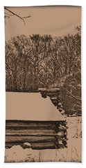 Valley Forge Winter 1 Bath Towel