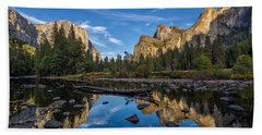 Valley View I Hand Towel