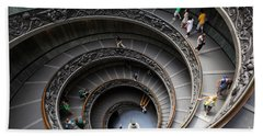 Vatican Spiral Staircase Hand Towel