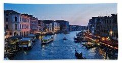 Venezia - Il Gran Canale Bath Towel