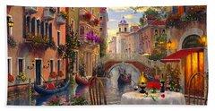 Venice Al Fresco Hand Towel