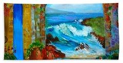 Veranda Ocean View Bath Towel
