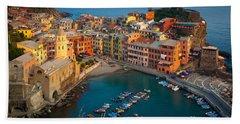 Italian Photographs Hand Towels