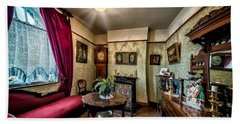 Victorian Lounge Bath Towel