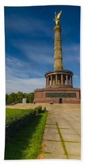 Victory Column Hand Towel