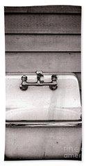 Vintage Sink Bath Towel