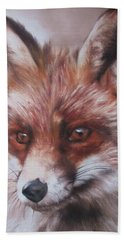 Vixen Bath Towel