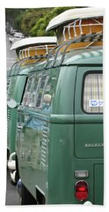 Volkswagen Vw Bus Bath Towel