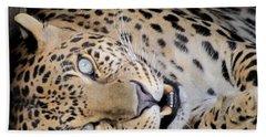 Voodoo The Leopard Bath Towel
