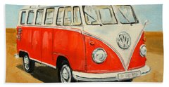 Vw Transporter T1 Bath Towel