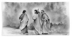 Walk To Emmaus Bath Towel