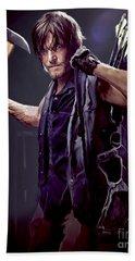 Walking Dead - Daryl Dixon Hand Towel