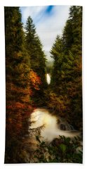 Wallace Fall North Fork Hand Towel
