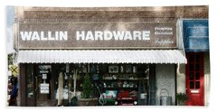 Wallin Hardware Bath Towel