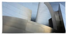 Walt Disney Concert Hall 1 Bath Towel