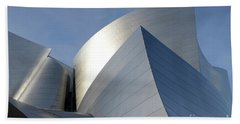 Walt Disney Concert Hall 14 Bath Towel