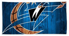 Washington Wizards Barn Door Hand Towel