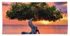 Watapana Tree - Aruba Bath Towel