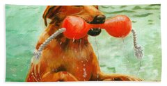 Waterdog Bath Towel