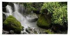Waterfall Mist Bath Towel