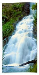 Waterfalls In Golden Gate Park Bath Towel