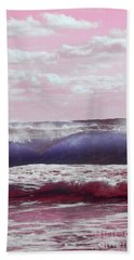 Wave Formation 2 Hand Towel
