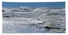 Waves Off Sandfiddler Rd Corolla Nc Hand Towel